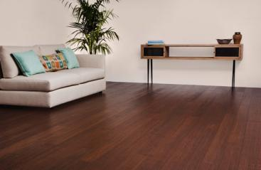 Our hardest bamboo flooring gets glamorous