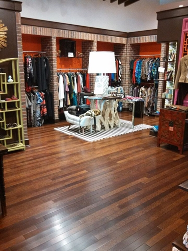 Creating an attractive visual display in your retail store