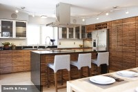 Bamboo plywood can be part of any kitchen upgrade.