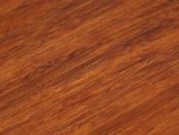 Hardwood bamboo flooring: dark strand