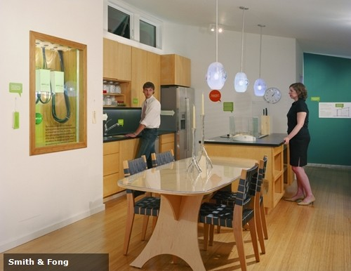 Living a more sustainable lifestyle starts at home. Bamboo floors and panels can be a part of that process.