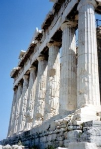 The Parthenon, in Athens, is one of the earliest examples of how the golden ratio can be applied in architecture.