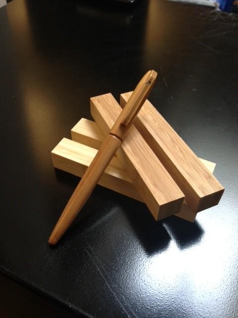 Bamboo Pen Blanks