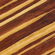 Neopolitan strand bamboo flooring plyboo for Zebra strand bamboo flooring