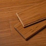 Amber Edge Grain Bamboo Flooring