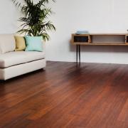 Brushed Barnwood Stiletto Strand Bamboo Flooring