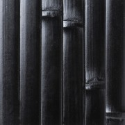 Black Plyboo Tambour Bamboo Paneling