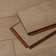 Warm Stone Stiletto Bamboo Flooring