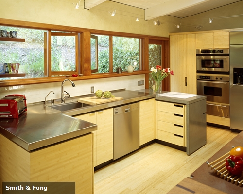 Bamboo is a beautiful and diverse alternative to traditional building and design materials.