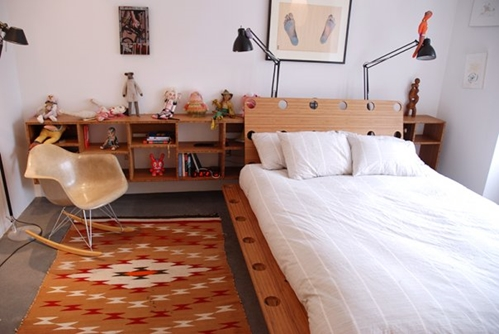 Breathe easier at night with these eco friendly bedroom for Eco friendly bedroom ideas