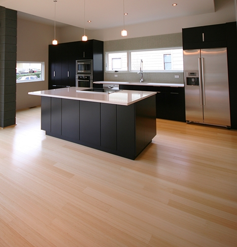 Decorating Rooms With Bamboo Flooring