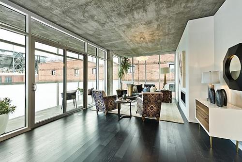 Designing a quieter apartment