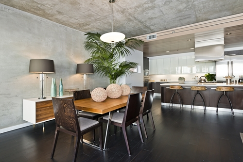 Sustainable decorating with greenery