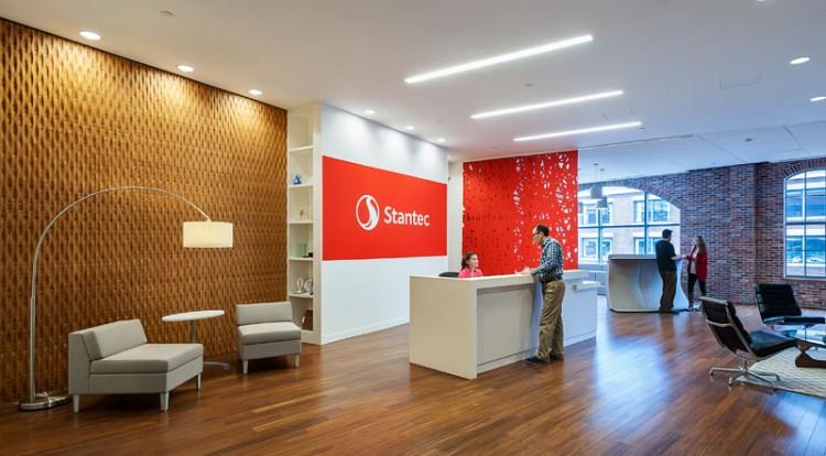 Interior Design Stantec