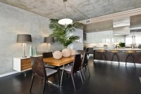 Creating a live-in kitchen