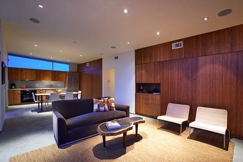 Creating a family-friendly media room
