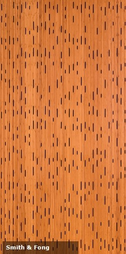 Plyboo Sound acoustical panels are attractive, sustainable ways to reduce noise in public spaces.