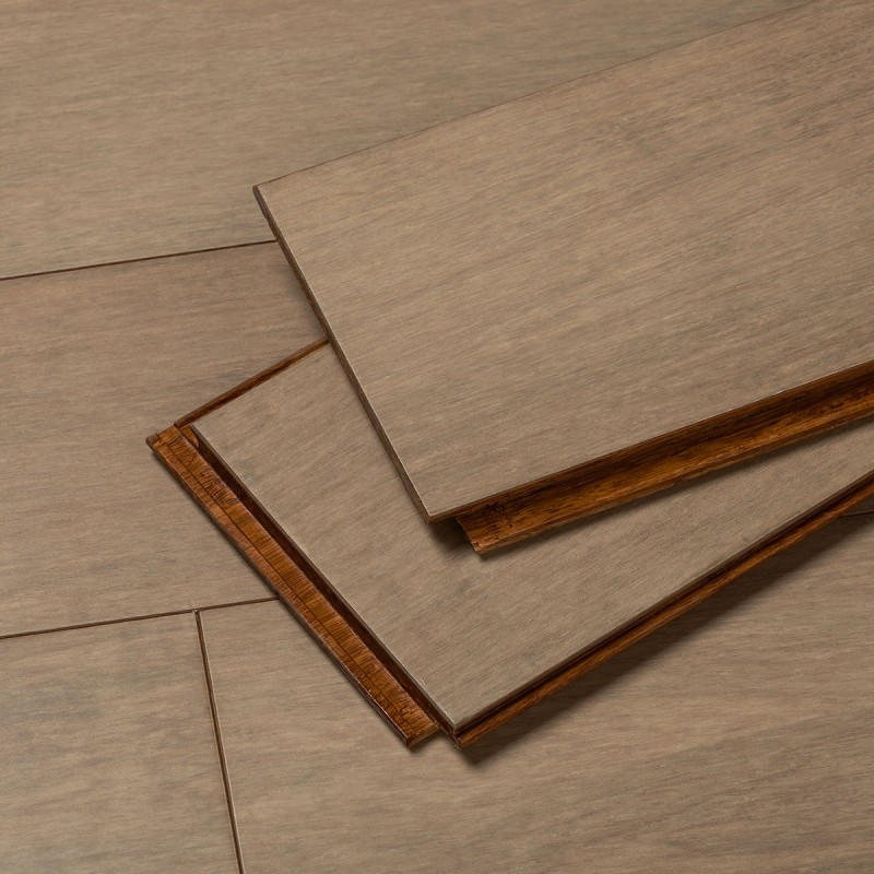 Warm Stone Sti Bamboo Flooring