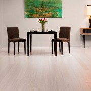 Brushed Pearl Stiletto Strand Bamboo Flooring