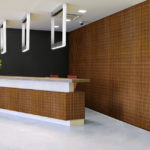liner sound collection in office reception room - LS11