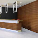 liner sound collection in office reception room - LS16